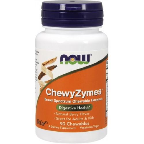 enzime masticabile